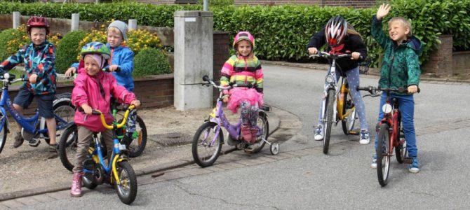 Mit dem Fahrrad durch die Wunderwerke Gottes